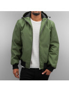 Dangerous DNGRS Manteau hiver Hooded olive