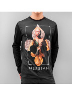 Messiah Longsleeve Black...