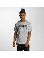Methal T-Shirt Grey Mela...
