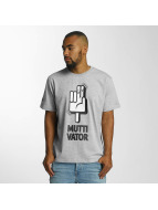 Muttivator T-Shirt Grey ...