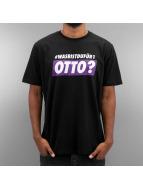 Otto T-Shirt black...