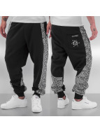 Paisley Sweat Pants Blac...