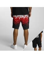 Dangerous DNGRS Pantalón cortos Corus86 Tag negro