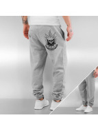 Dangerous DNGRS Hempskull Sweatpants Grey