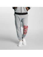 Dangerous DNGRS Pantalón deportivo *B-Ware* Skeletonis gris