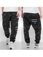 Dangerous DNGRS Pantalón deportivo bicious negro