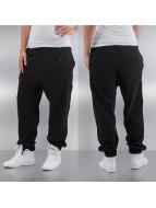Dangerous DNGRS Pantalón deportivo Zip negro