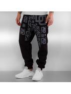 Dangerous DNGRS Pantalón deportivo DD negro