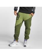 Dangerous DNGRS Pantalón deportivo Java oliva