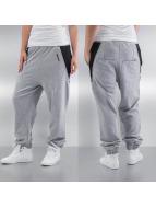 Dangerous DNGRS Pantalone ginnico Zip grigio