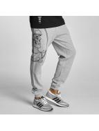 Dangerous DNGRS Pantalone ginnico Master grigio