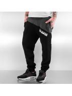 Dangerous DNGRS Pantalone ginnico Taro nero