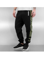 Dangerous DNGRS Pantalone ginnico Jack nero
