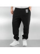 Dangerous DNGRS Pantalone ginnico Paisley nero