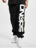 Dangerous DNGRS Pantalone ginnico Classic verde