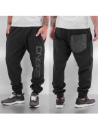 PU Logo Sweat Pants Blac...