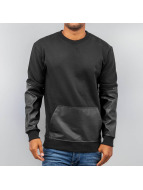 PU Sweatshirt Black...
