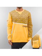 Dangerous DNGRS All Over Sweatshirt Brown