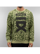 Dangerous DNGRS Pullover Cyrian camouflage