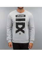 Dangerous DNGRS Pullover Cyrian gray