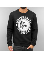 Dangerous DNGRS Pullover University Of DNGRS schwarz