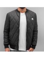 Quilt Jacket Black...