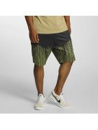 Dangerous DNGRS shorts Rainy olijfgroen