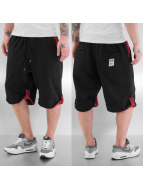 Dangerous DNGRS Shorts Hemp schwarz