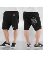 Dangerous DNGRS Shorts Good Feelings schwarz