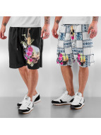 Dangerous DNGRS shorts Skull wit