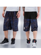 Dangerous DNGRS shorts Galaxy Hemp zwart