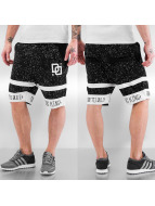 Dangerous DNGRS shorts King zwart