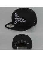 Dangerous DNGRS Snapback Cap Flying Uzi black