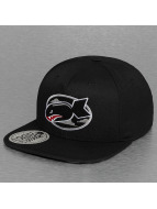 Dangerous DNGRS Snapback Cap Rain Of Pain black