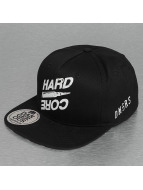 Dangerous DNGRS Snapback Cap Hard Core black