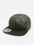 Dangerous DNGRS Snapback Cap Kreuzberg camouflage
