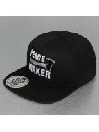 Dangerous DNGRS Snapback Cap Peacemaker schwarz