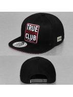 Dangerous DNGRS snapback cap THC zwart