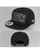 Dangerous DNGRS snapback cap Doper zwart
