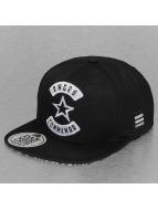 Dangerous DNGRS snapback cap Commando zwart