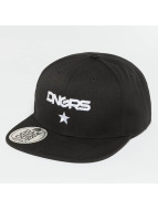 Dangerous DNGRS snapback cap Logo zwart