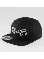 Dangerous DNGRS snapback cap Throwupper zwart