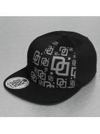 Dangerous DNGRS Snapback Caps Double D czarny
