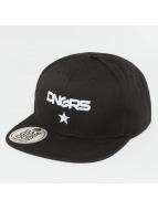 Dangerous DNGRS Snapback Caps Logo musta
