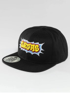 Dangerous DNGRS Snapback Caps Wildstyle Kings musta