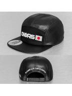 Dangerous DNGRS Snapback Caps Logo svart