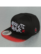 Dangerous DNGRS Snapback Caps Grafitti svart
