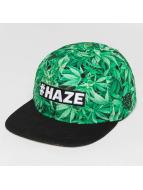 Dangerous DNGRS Snapback Caps Haze vihreä