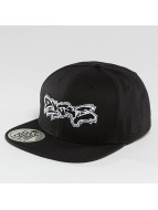 Dangerous DNGRS Snapback Throwupper noir