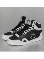 Dangerous DNGRS Small Logo Mid Sneakers White